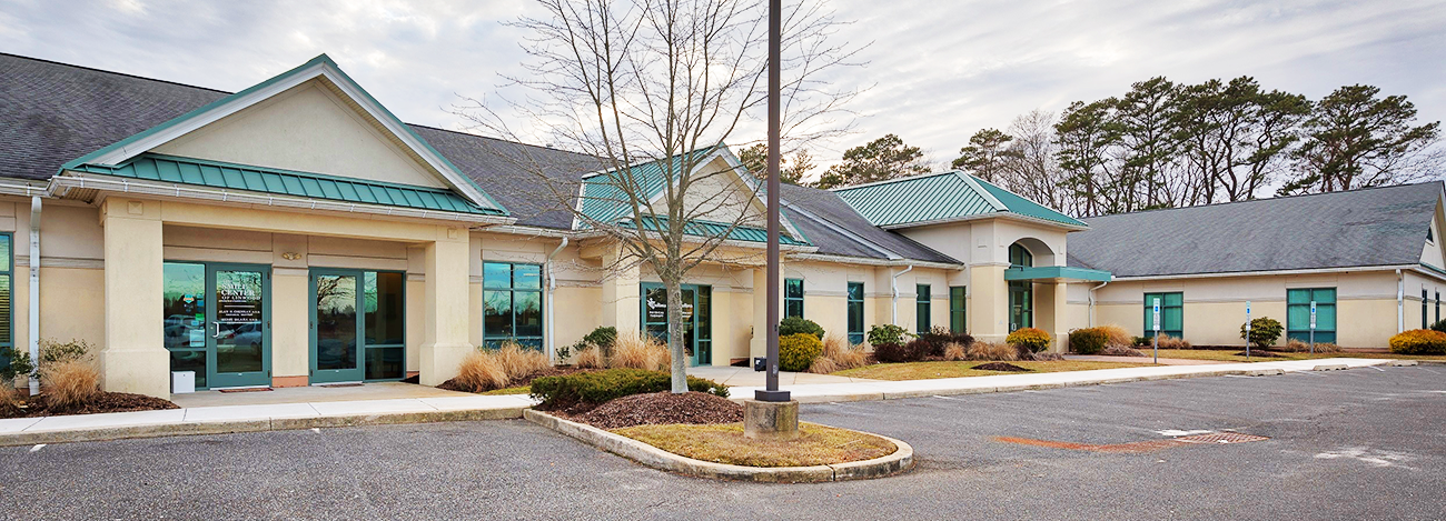 DeRosa Physical Therapy Building